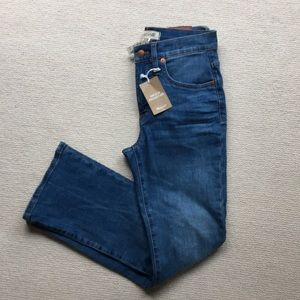 Madewell Cali Demi jeans size 24